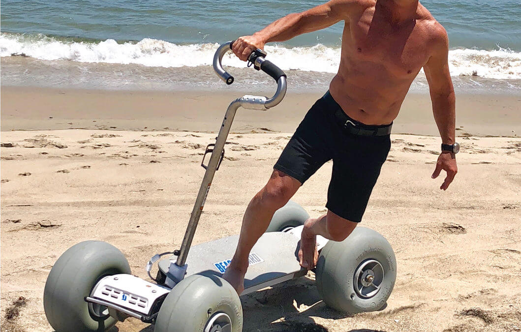 BeachBoard – Stability and Efficiency in Action