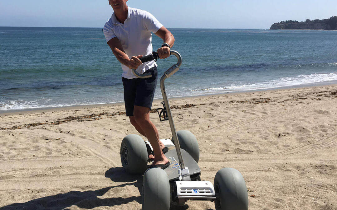 BeachBoard To Be Used By Wildwood Beach Patrol for a Second Summer
