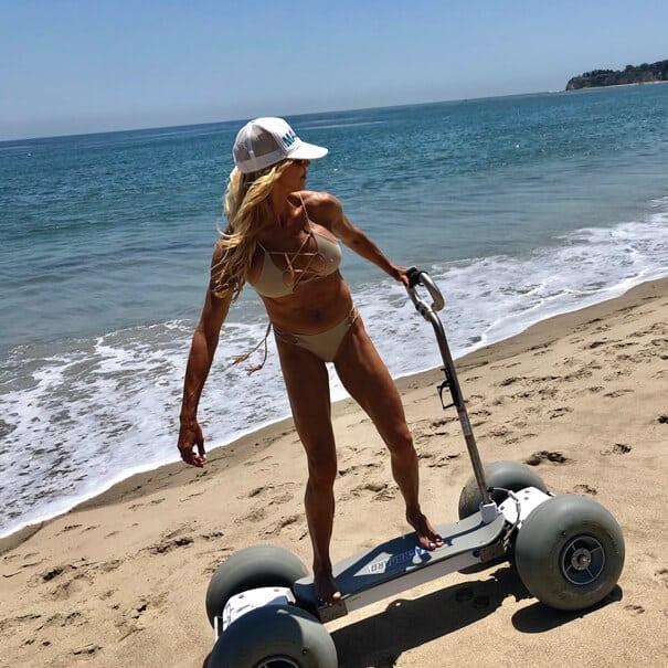 People enjoying on Beachboard