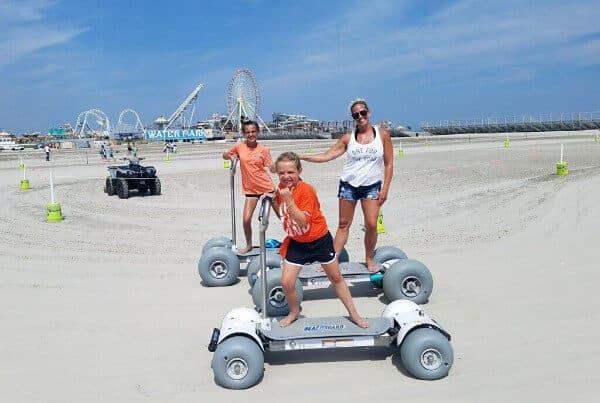 BeachBoard's Second Season In Wildwood, NJ, Is Underway