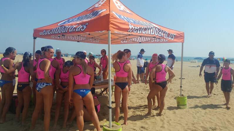 BeachBoard is at the USLA Lifeguard Championships in Virginia Beach!